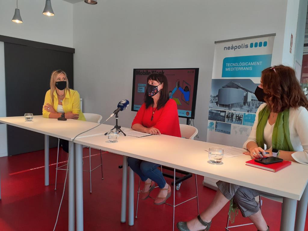 L'impacte de les tecnologies en la salut, els mitjans de comunicació i el treball centra la Mweek a VNG